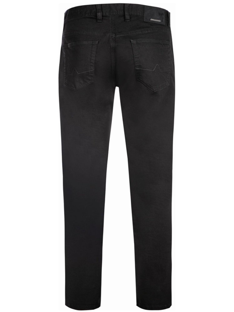 ALBERTO Jeans Regular Slim Fit PIPE Coolmax schwarz
