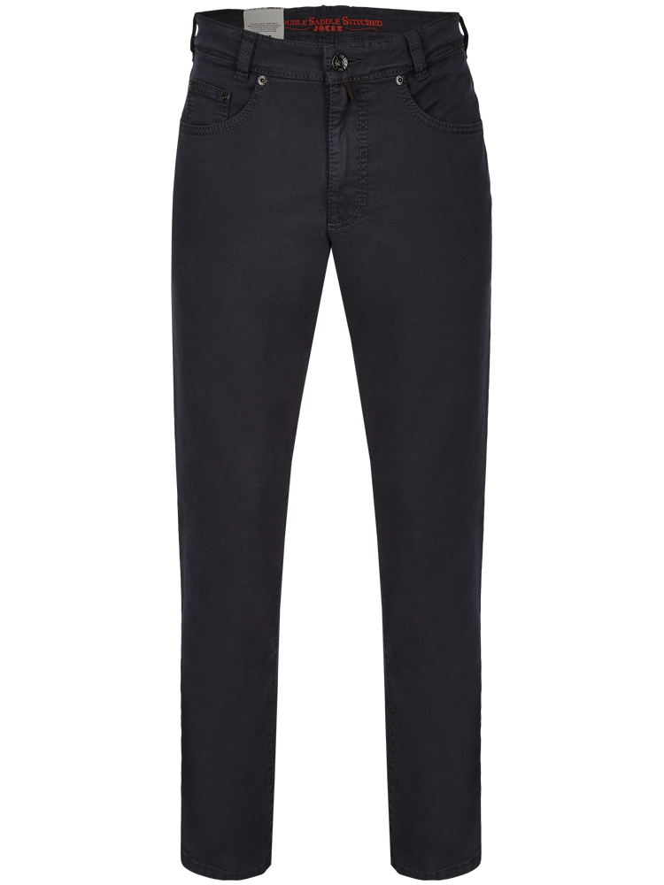 JOKER Jeans CLARK Colour Stretch marine