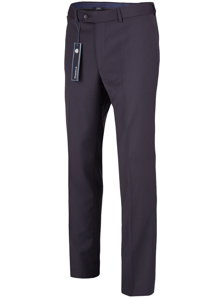 GARDEUR 11710/069 Hose Regular Fit NINO Clima Wool marine SALE