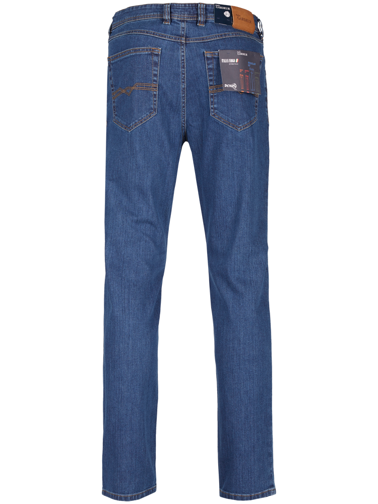 GARDEUR Jeans Regular Fit NEVIO11 indigo SALE
