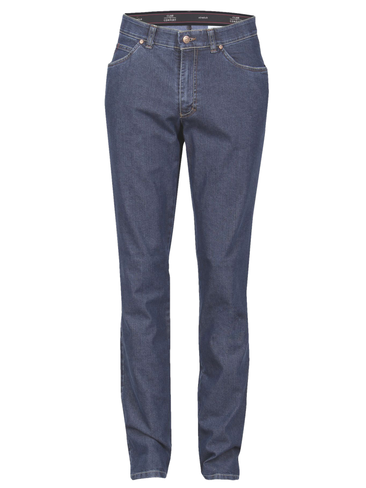 CLUB OF COMFORT Jeans JAMES rauchblau