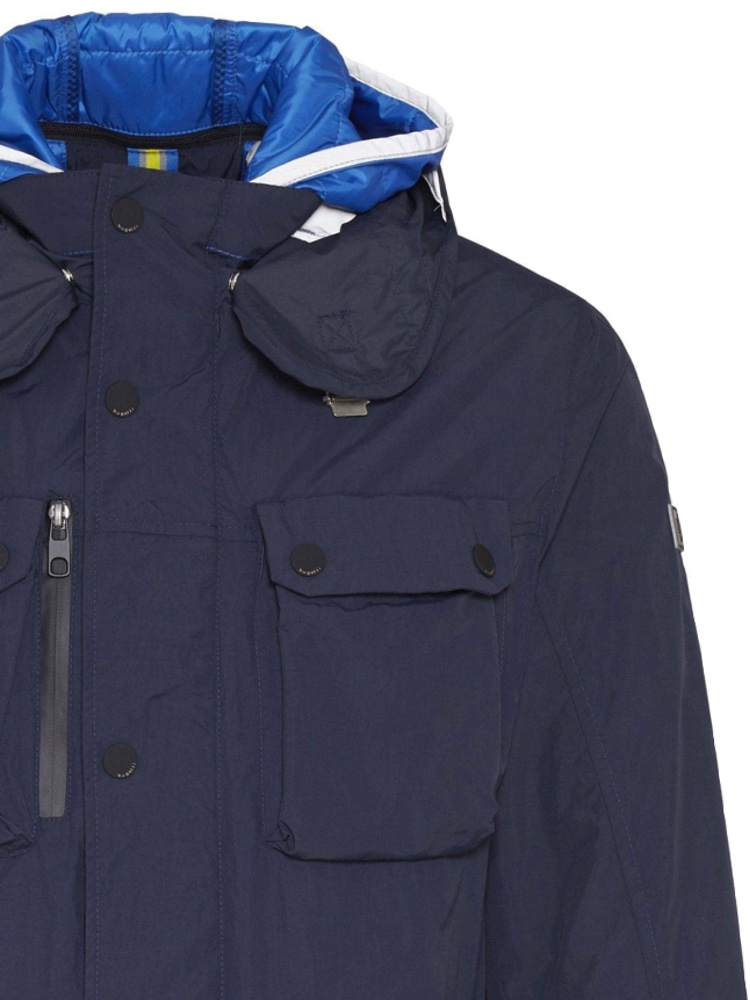 BUGATTI Fieldjacket oxfordblau