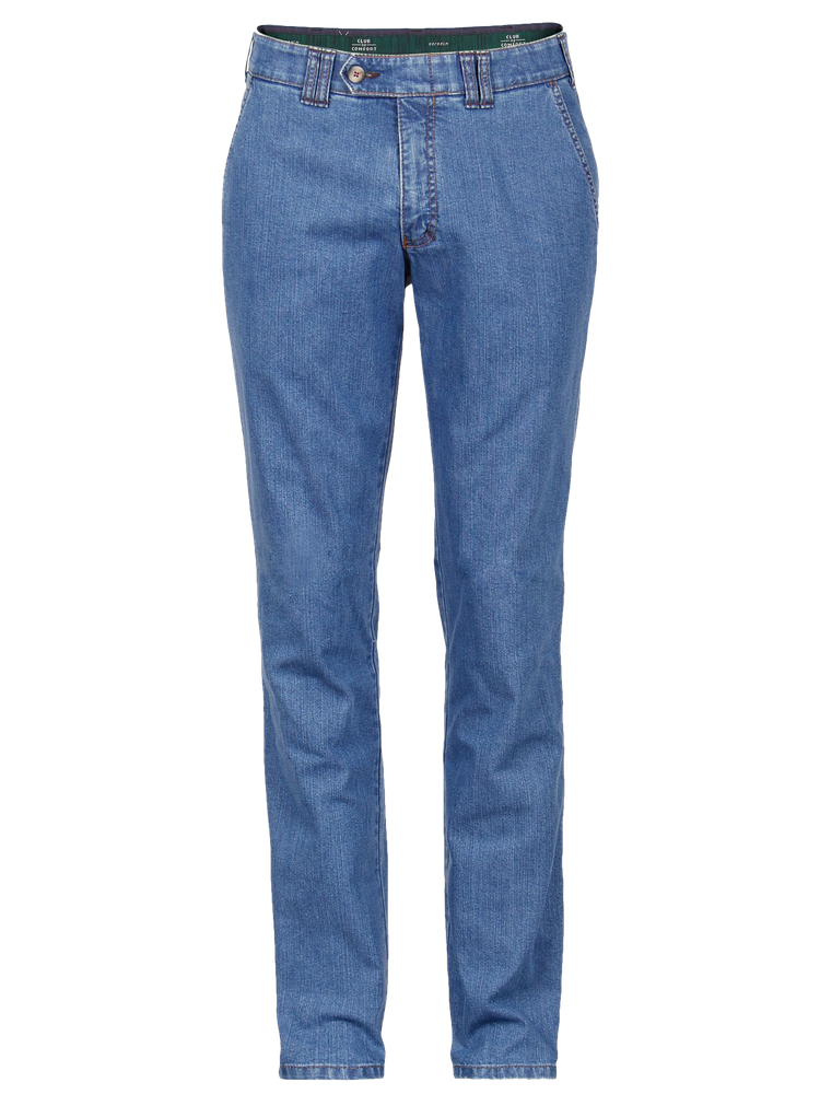 CLUB OF COMFORT Jeans DALLAS hellblau