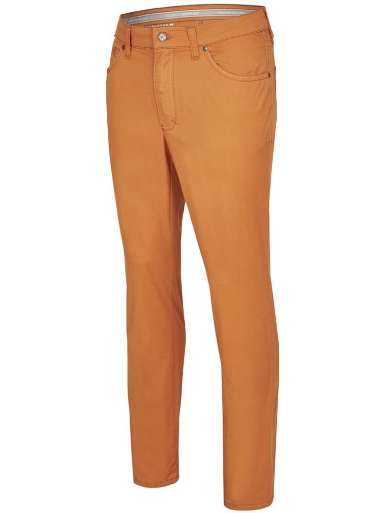 CLUB OF COMFORT Jeans HENRY-X Supreme terracotta