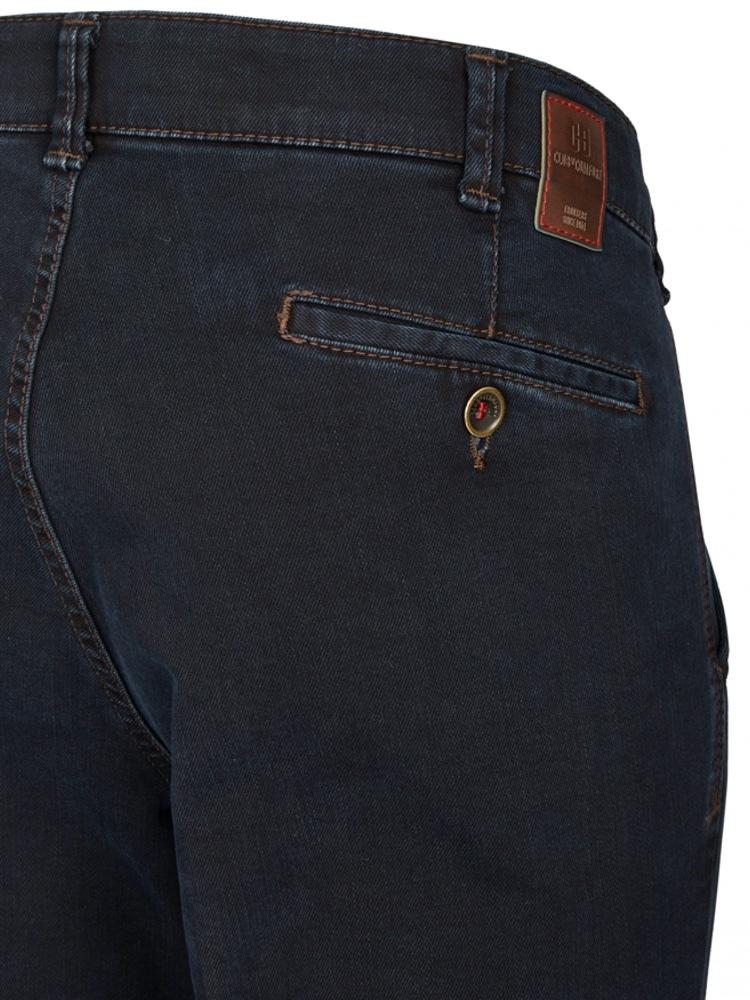 CLUB OF COMFORT Jeans GARVEY T400 DualFX dunkelblau SALE