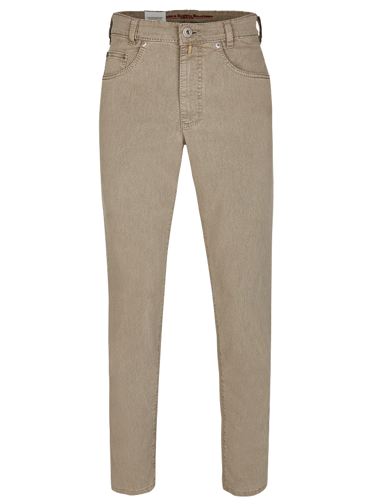 JOKER Jeans CLARK 3455/436 Stretch Colour sand SALE