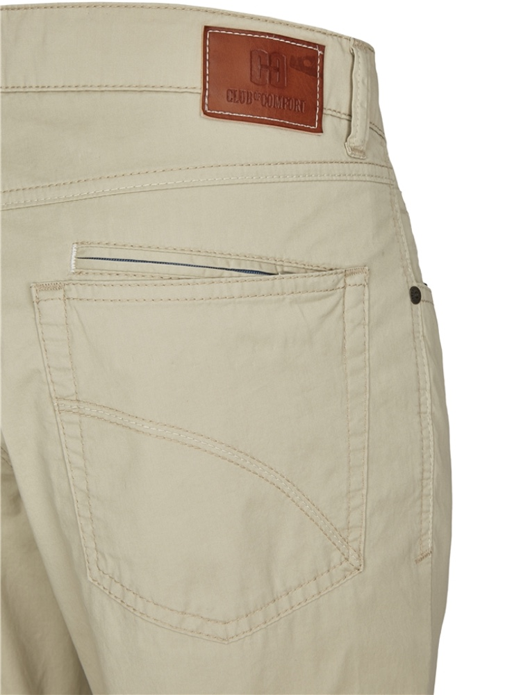 CLUB OF COMFORT Jeans HENRY-X Supreme beige