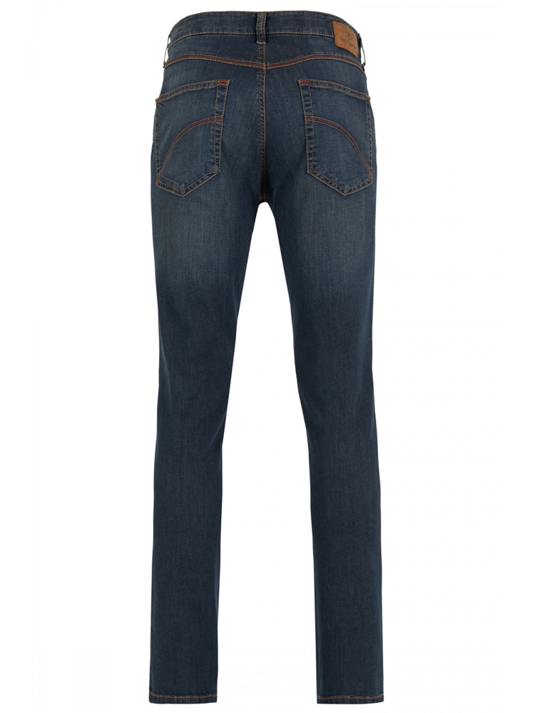 CLUB OF COMFORT Jeans HENRY T400 DualFX antique washed
