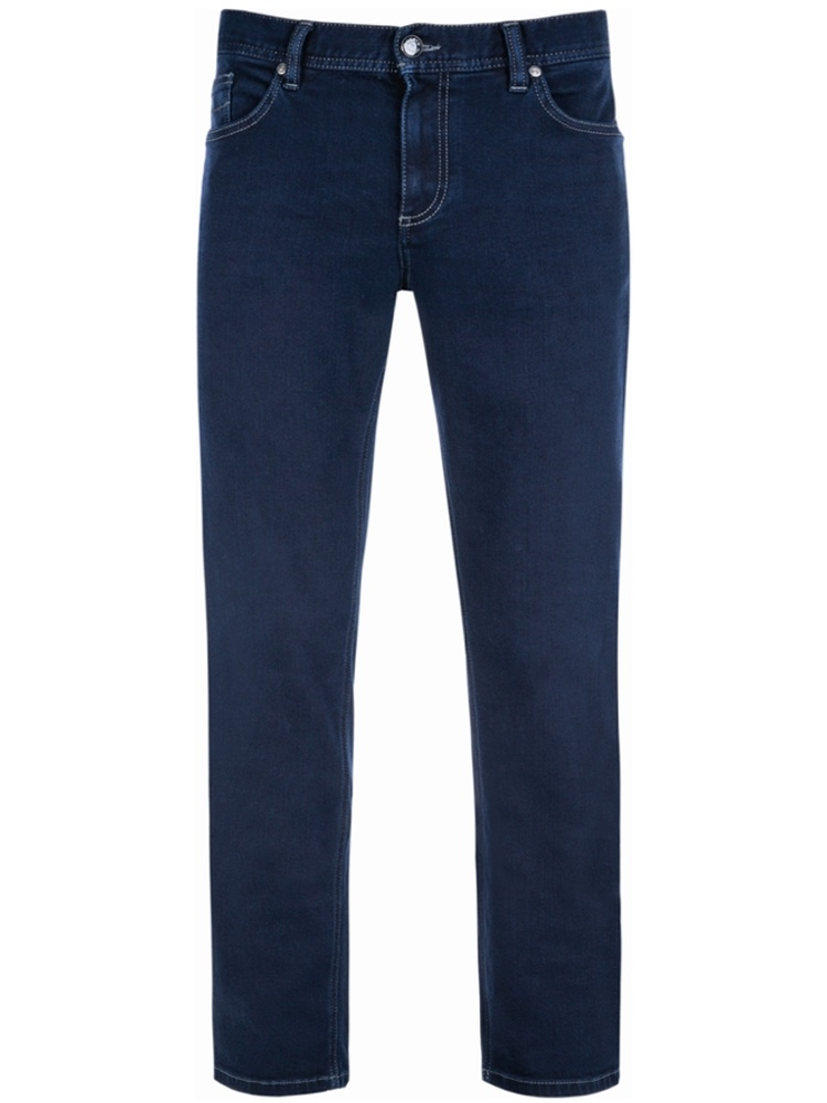 ALBERTO Jeans Regular Slim Fit PIPE T400 dark blue SALE