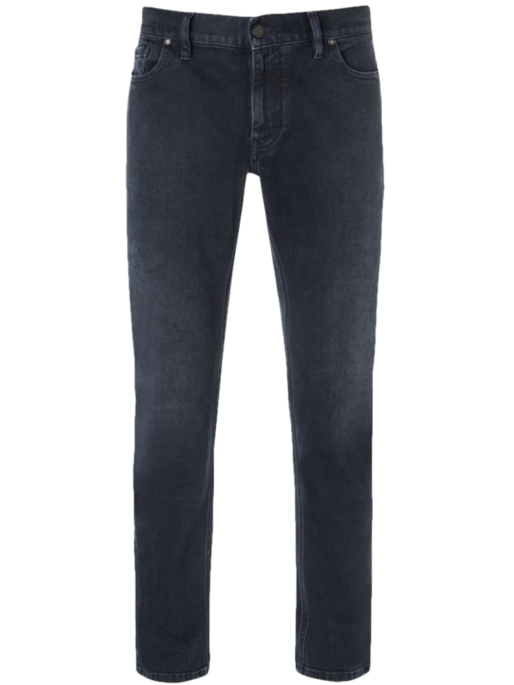 ALBERTO 4817/992 Jeans Regular Slim Fit PIPE T400 Lefthand black blue SALE