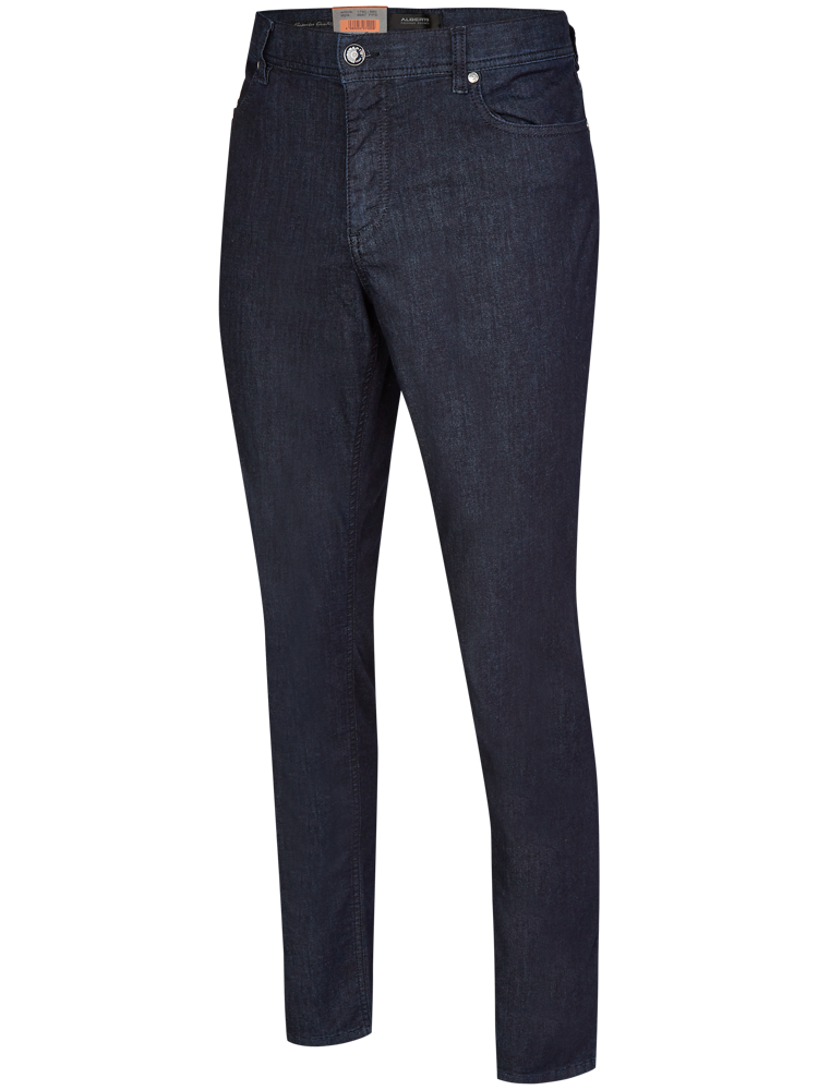 ALBERTO Jeans Regular Slim Fit PIPE blue black SALE