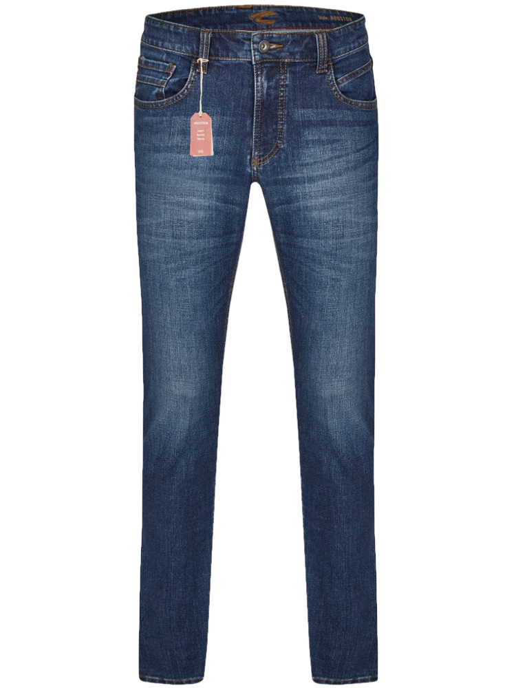 CAMEL ACTIVE Jeans Modern Fit 3862/80 HOUSTON Stretch mid blue SALE