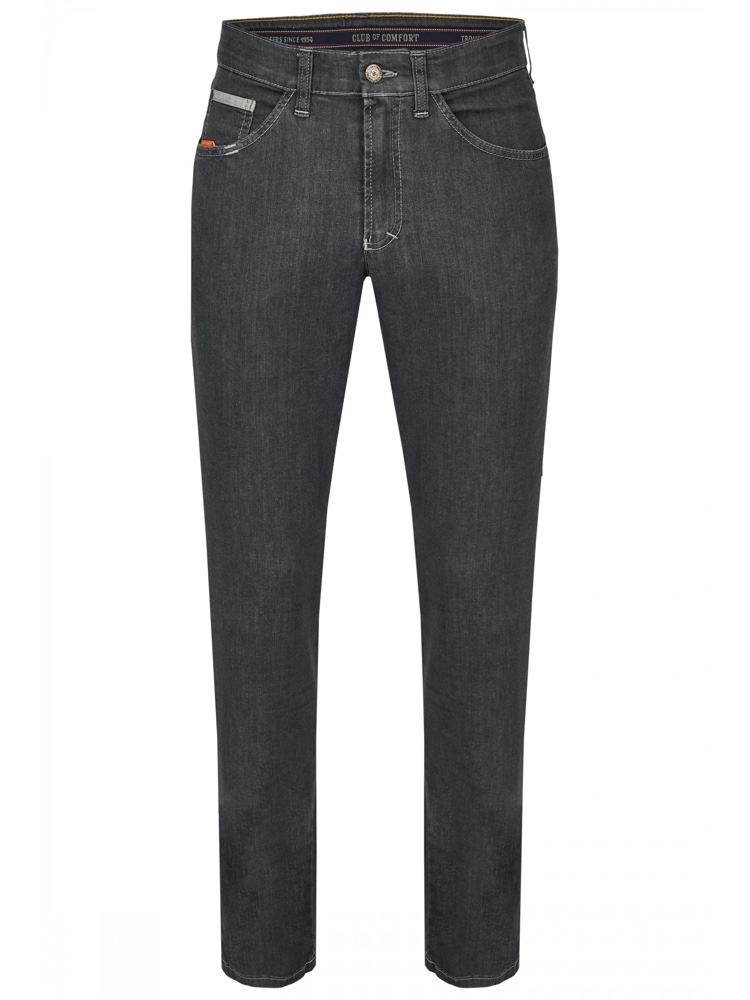 CLUB OF COMFORT Jeans HENRY-X T400 DualFX grey