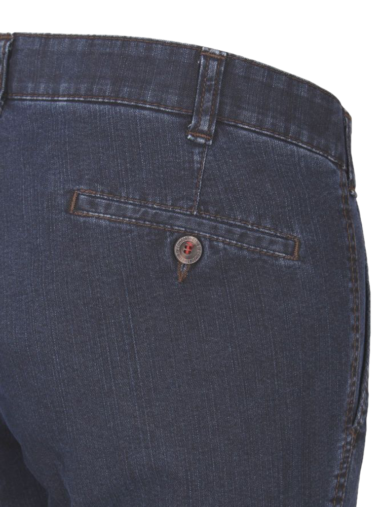 CLUB OF COMFORT Jeans DALLAS dunkelblau
