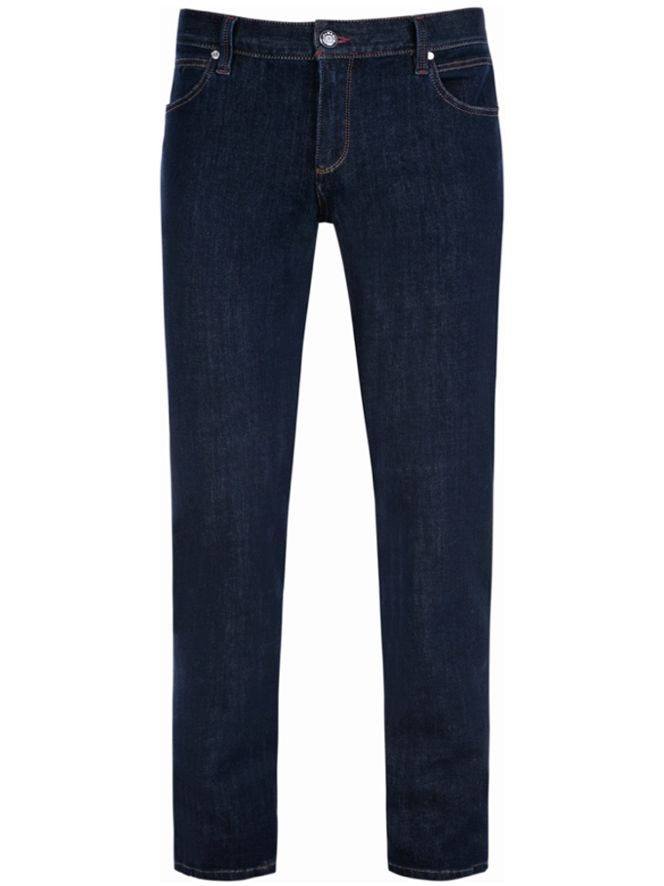 ALBERTO Jeans Tapered Fit ROBIN Superfit navy