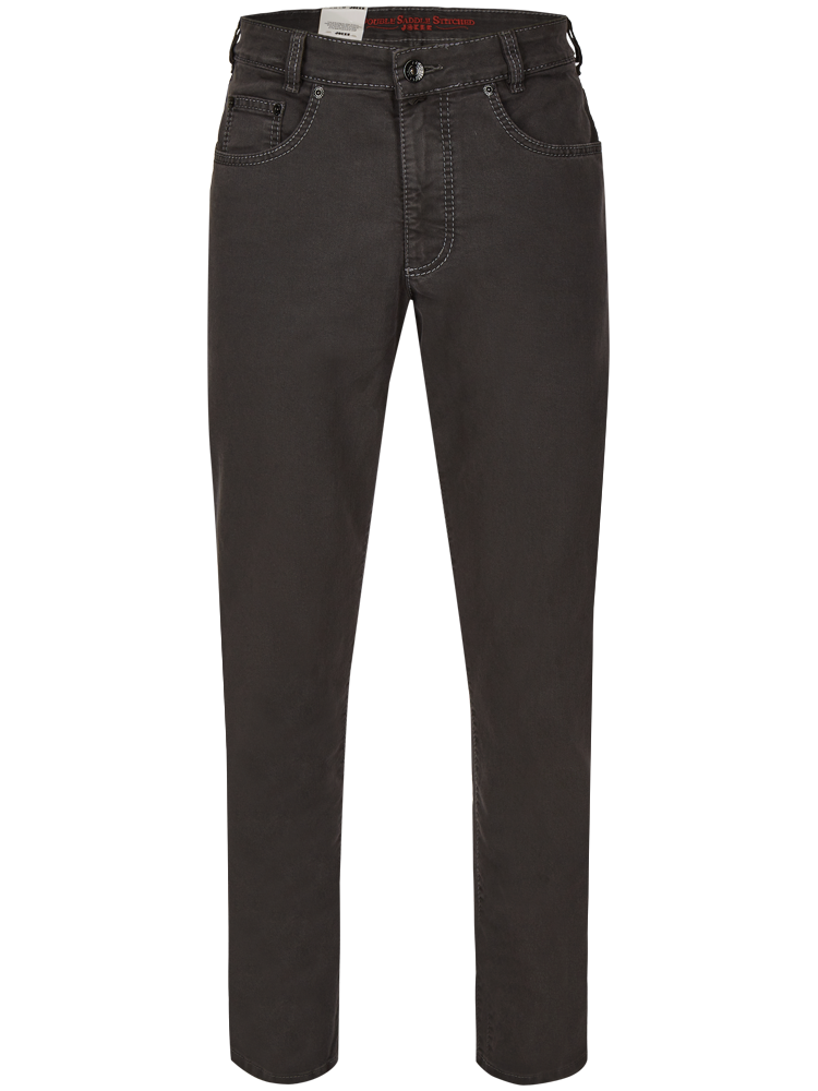 JOKER Jeans CLARK Colour Stretch anthrazit