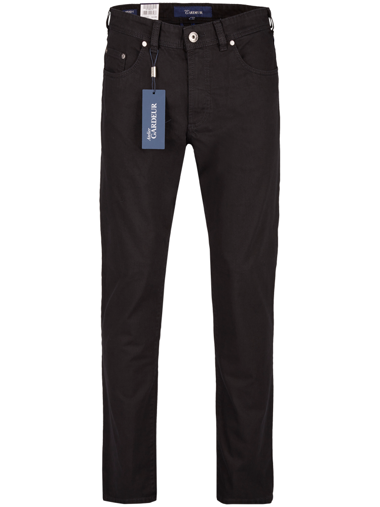 GARDEUR Jeans Regular Fit NEVIO-11 black SPARPREIS