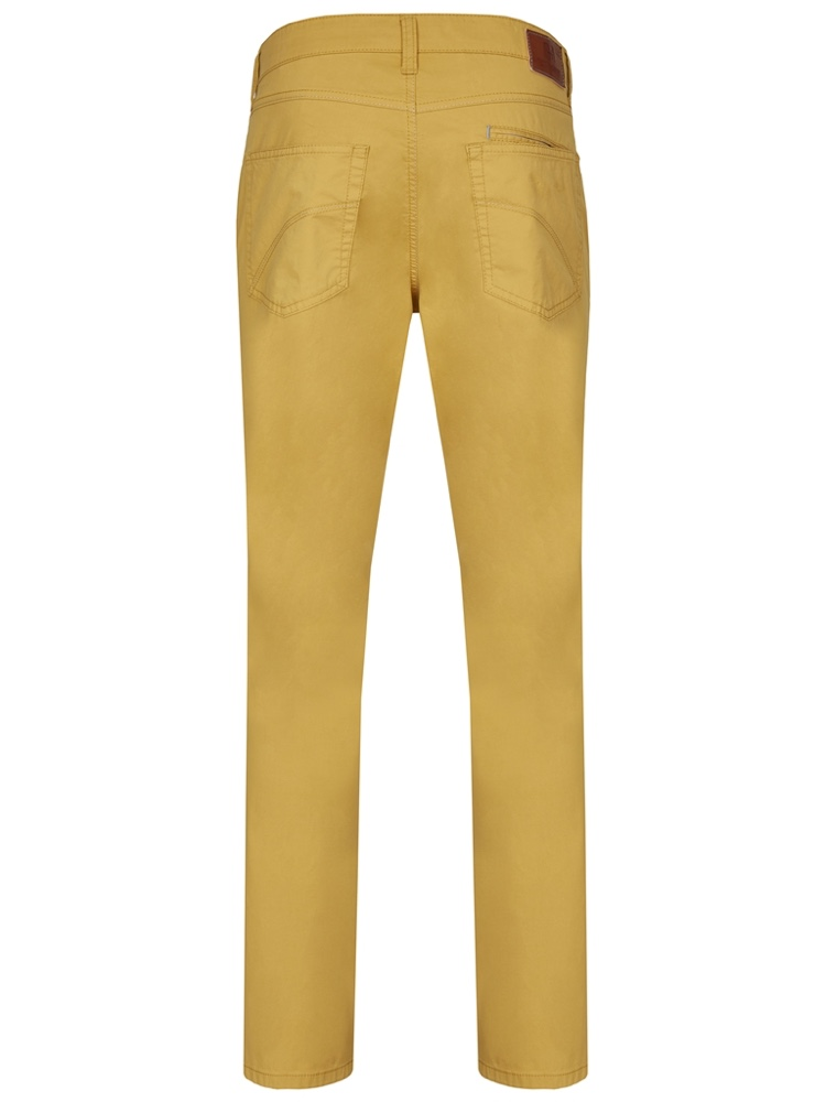 CLUB OF COMFORT Jeans HENRY-X Supreme maisgelb