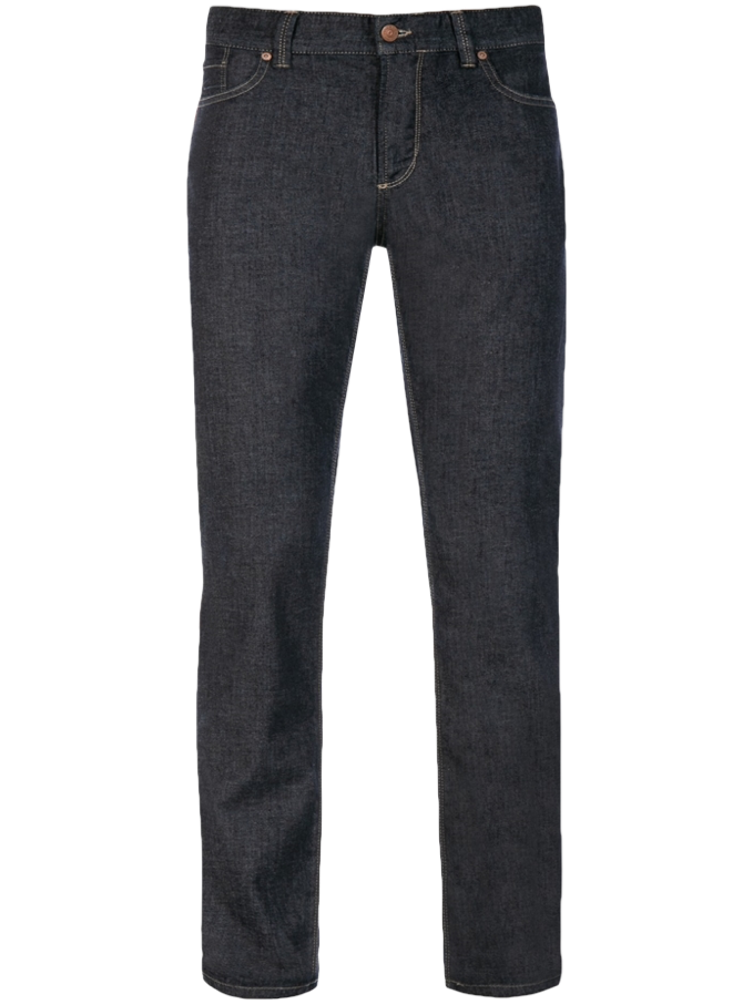 ALBERTO 6457/899 Jeans Regular Slim Fit PIPE Light Denim navy raw SALE
