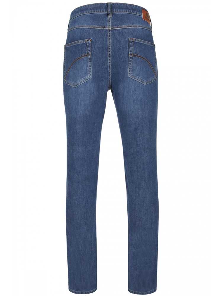 CLUB OF COMFORT Jeans HENRY Bi-Stretch blue used
