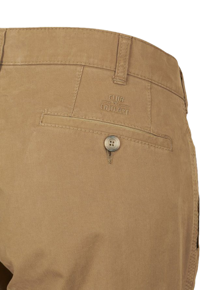CLUB OF COMFORT Chino Hose DENVER beige