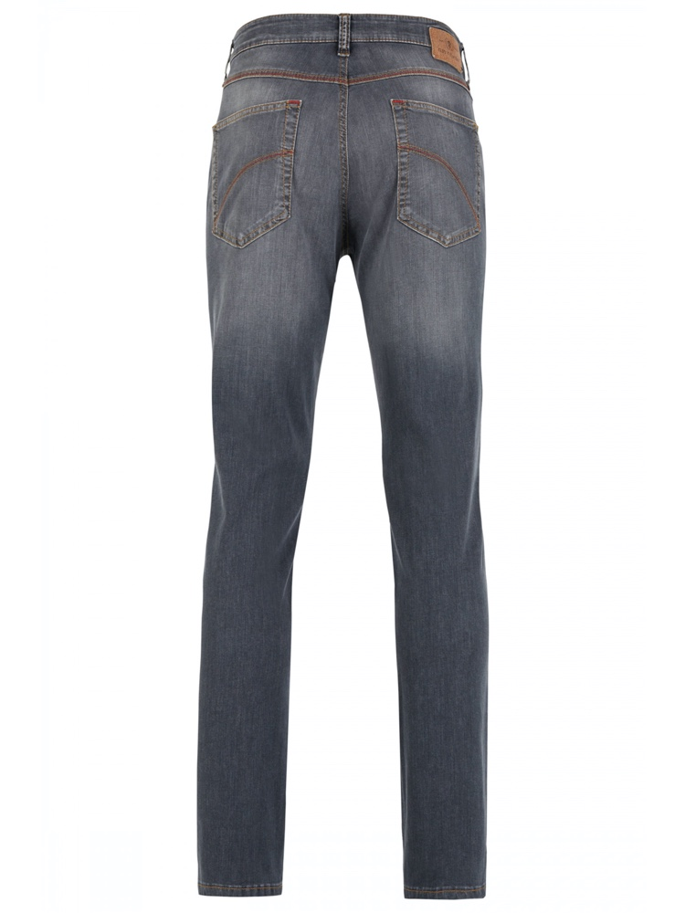 CLUB OF COMFORT Jeans HENRY T400 DualFX grey used