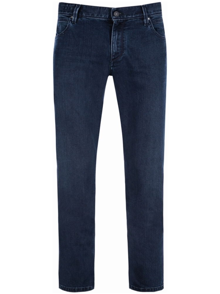 ALBERTO Jeans Tapered Fit ROBIN T400 blue black