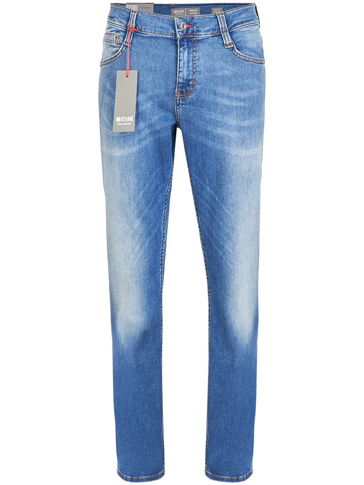 MUSTANG Jeans OREGON Tapered blue stone SALE