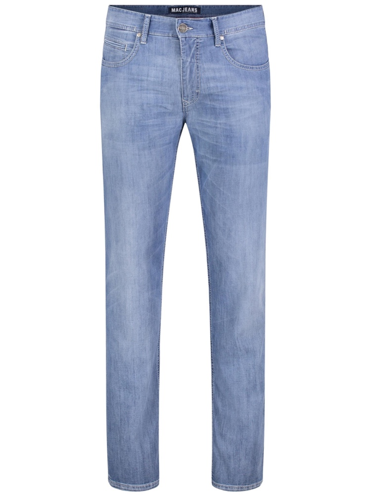 MAC Jeans Modern Fit ARNE Light Denim cobalt blue