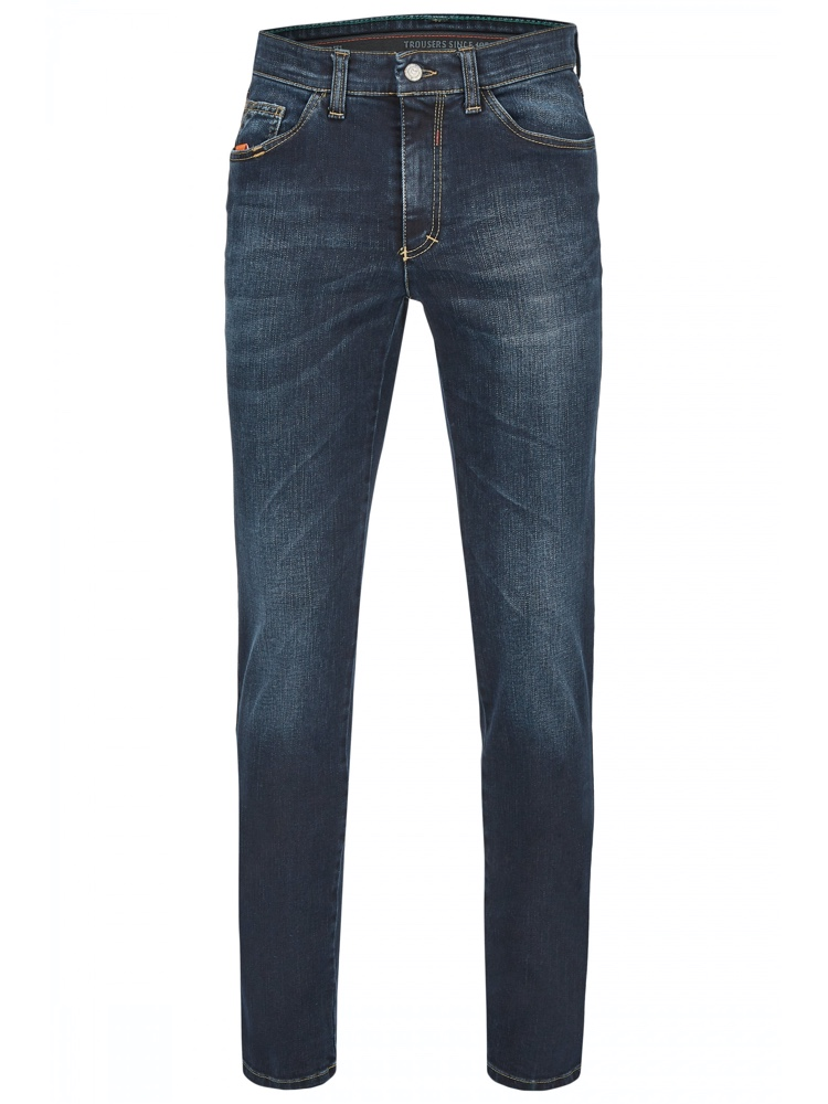 CLUB OF COMFORT Jeans HENRY Authentic dark blue used