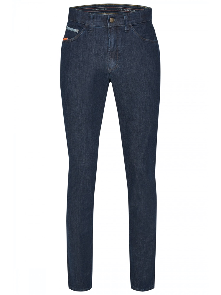 CLUB OF COMFORT Jeans HENRY-X T400 DualFX blue