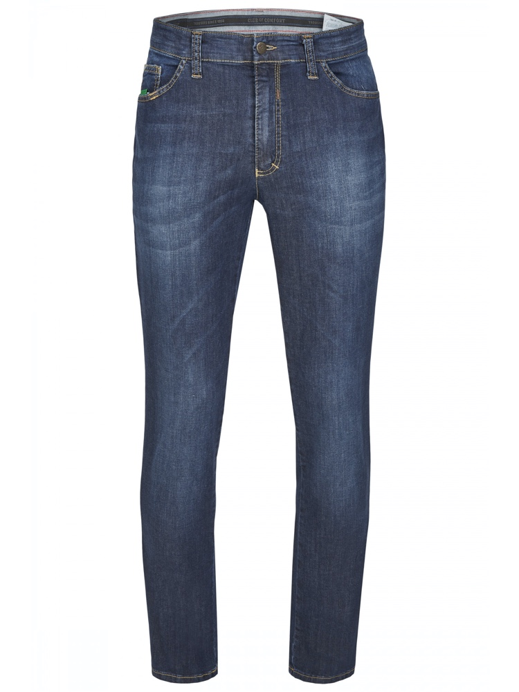 CLUB OF COMFORT Jeans HENRY T400 DualFX blue used