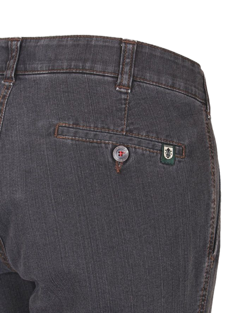 CLUB OF COMFORT Jeans DALLAS dunkelgrau