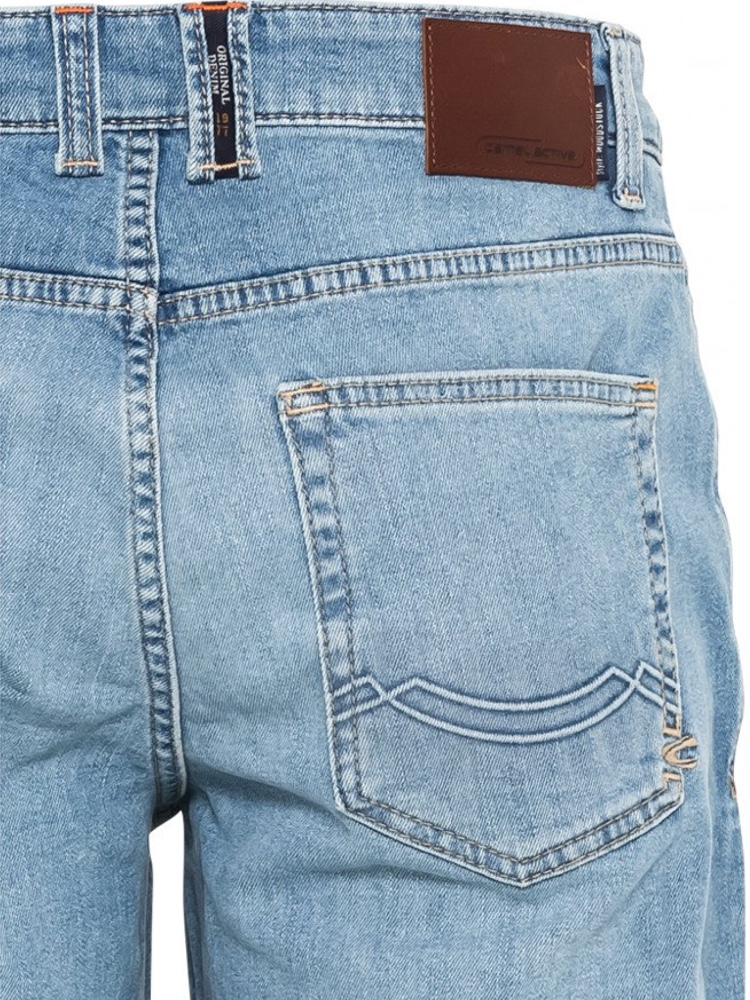 CAMEL ACTIVE Jeans Comfort Fit 3+40/41 WOODSTOCK light blue used SALE