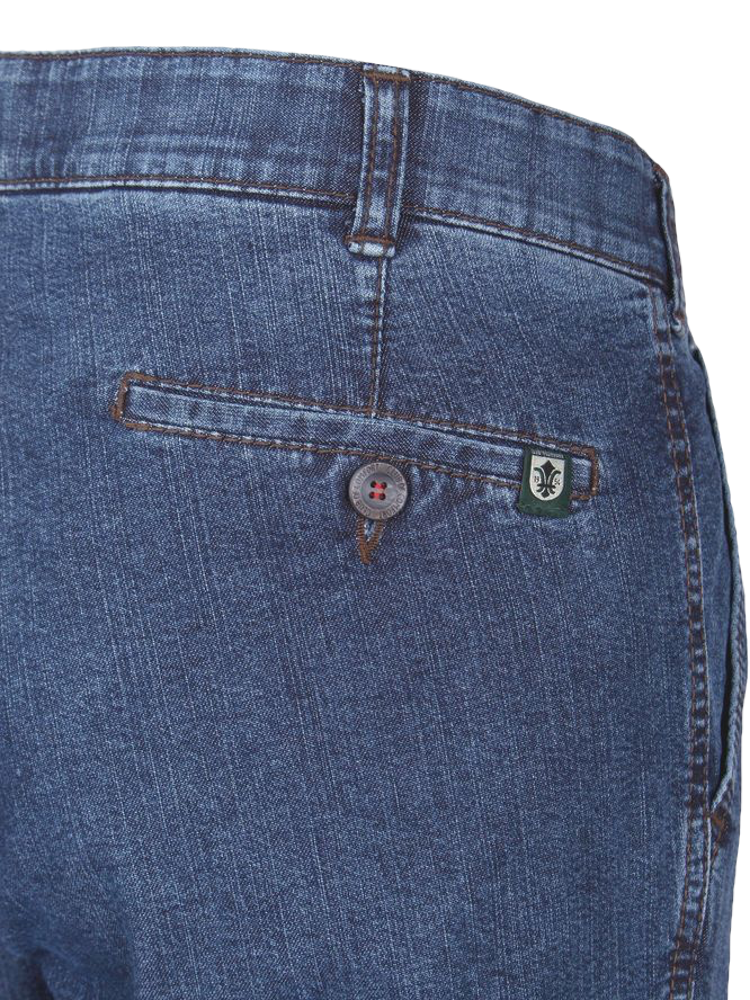 CLUB OF COMFORT Jeans DALLAS mittelblau SALE