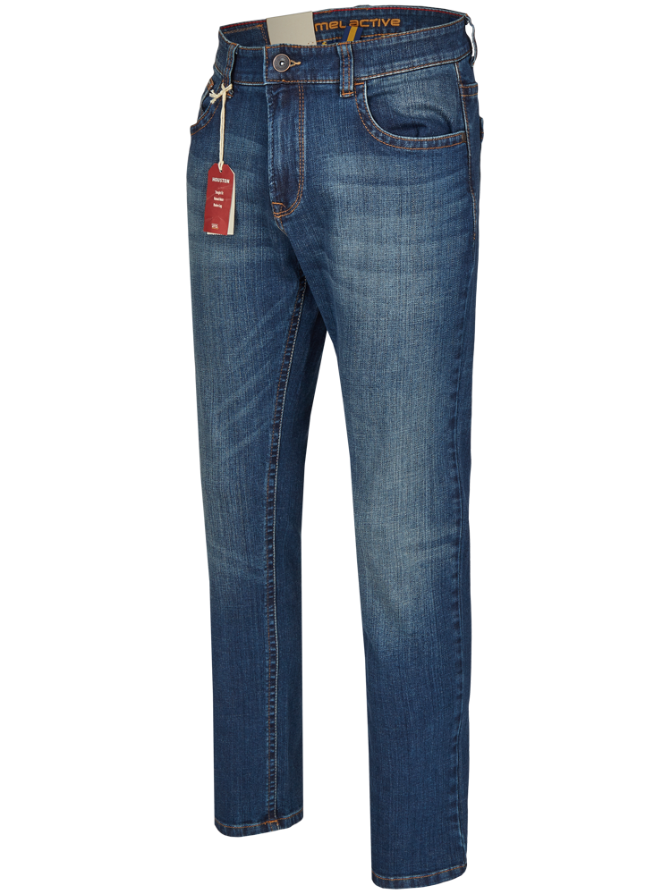 CAMEL ACTIVE Jeans Modern Fit HOUSTON stone blue used