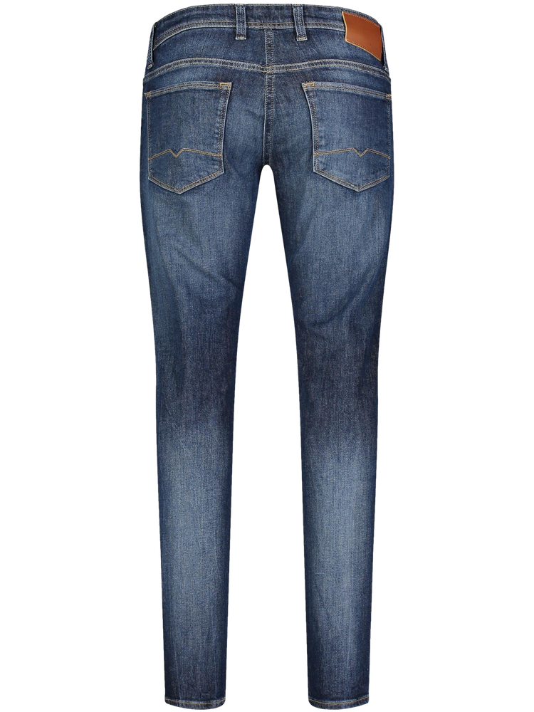 MAC Jeans Slim Fit STAN deep blue authentic used SPARPREIS