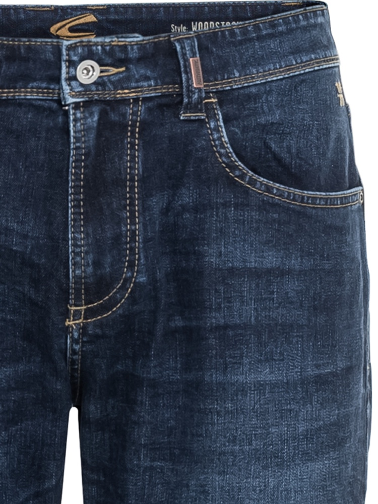 CAMEL ACTIVE Jeans WOODSTOCK blue used SALE