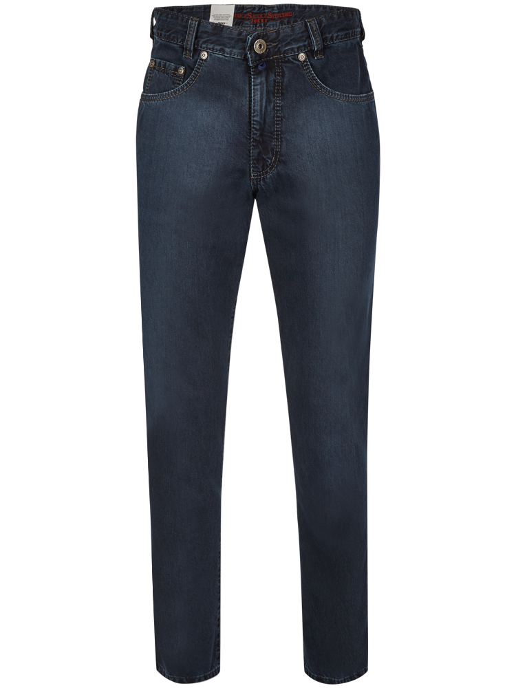 JOKER Jeans CLARK 2249/231 Premium Denim dark blue stoned SALE