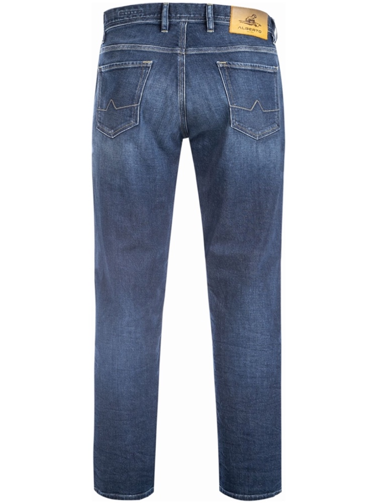 ALBERTO Jeans Regular Slim Fit PIPE Lefthand Denim dark blue
