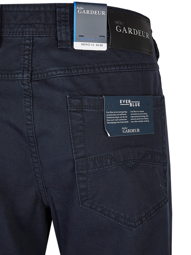 GARDEUR 411291/069 Jeans Regular Fit NEVIO-13 stay night blue SALE