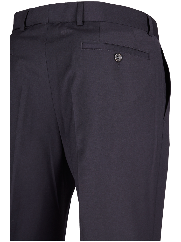 GARDEUR Hose Regular Fit NINO Clima Wool marine SALE